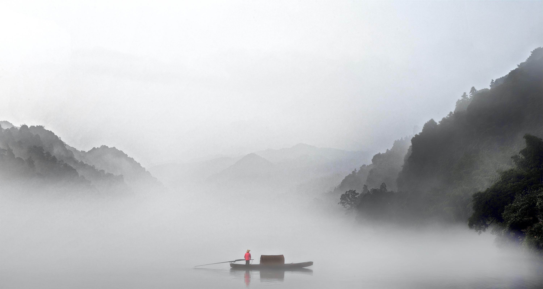 Misty River #03