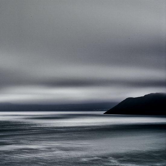 Stormy Landscape Faroe Island