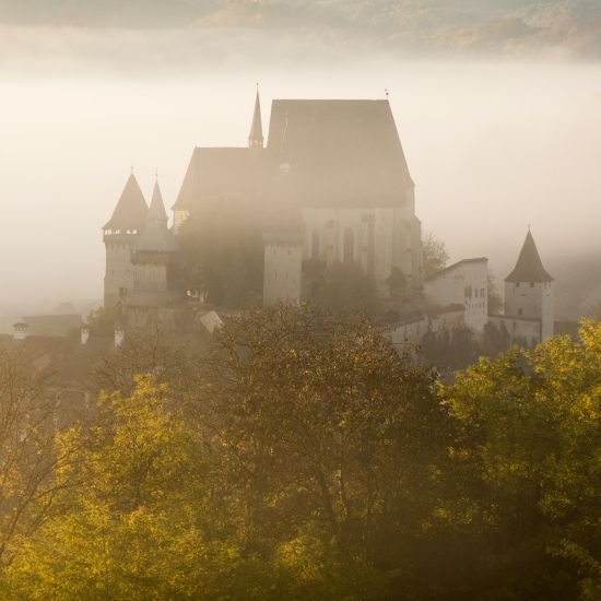 Transylvania Fortified Church