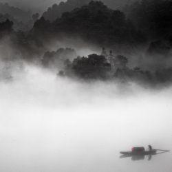 Xiaodongiiang Boat