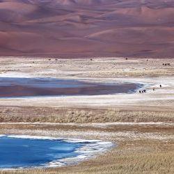 Gobi Desert Gansu