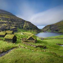 Landscape  Faroe Island