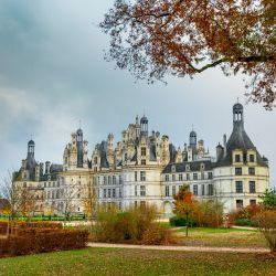 View e Chateau De Chambord